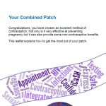Combined Patch Patient Information Leaflet