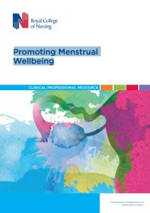 Promoting Menstrual Wellbeing