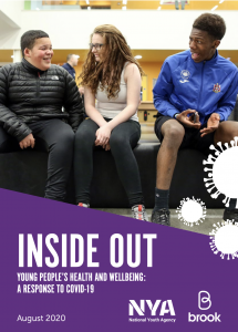 Inside Out - Young people's health and wellbeing: A response to COVID-19