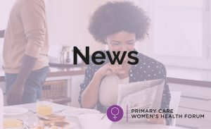 PCWHF menopause elearning course launches soon